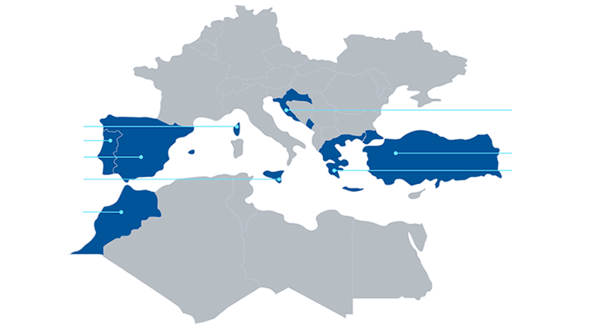 When to go Mediterranean