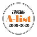 Travel+Leisure A-List 2009-2017