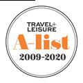 Travel+Leisure A-List 2009-2017
