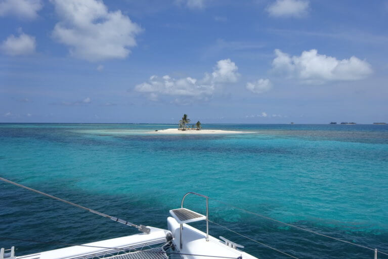 Private boat trip in the San Blas Islands Panama