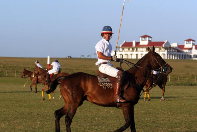 Polo at Estancia Vik in Uruguay