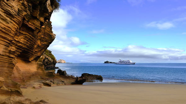 luxury cruise in the galapagos islands, ecuador