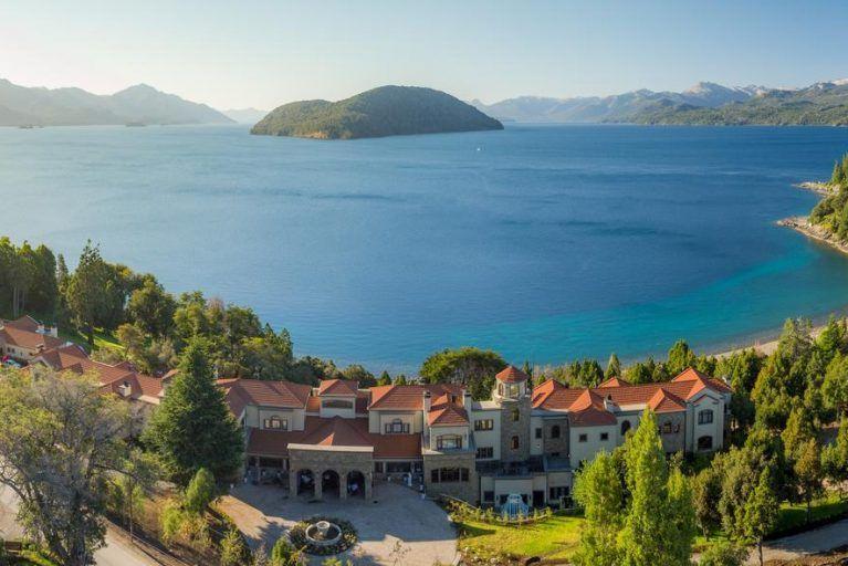 Villa Beluno, a luxury villa in Argentina's Lake District