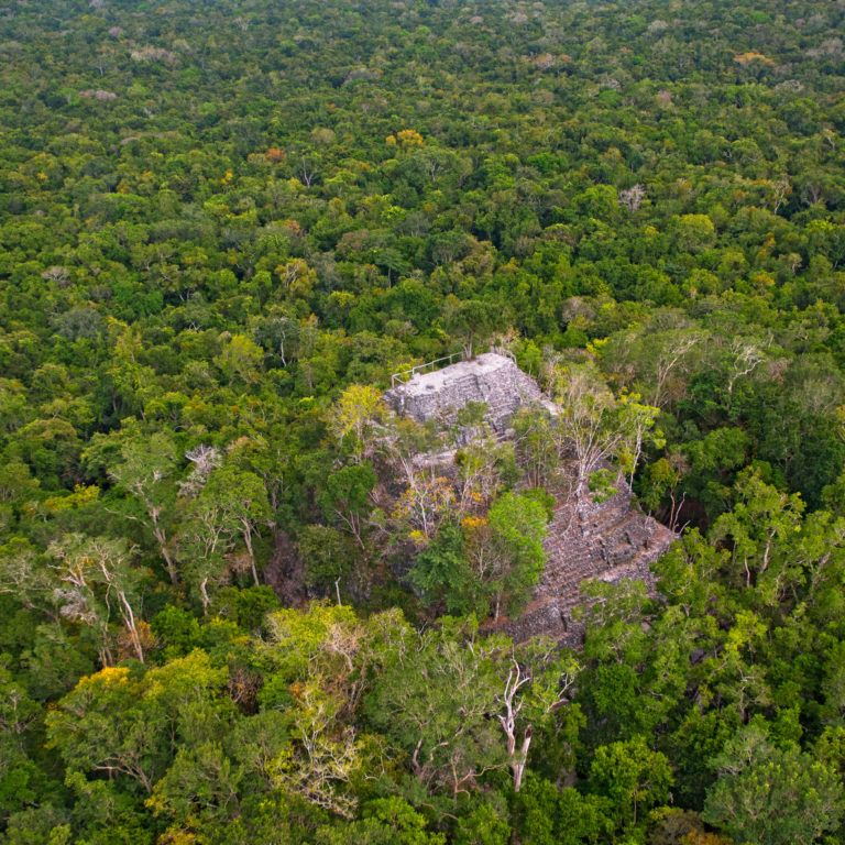 Tikal & Belize