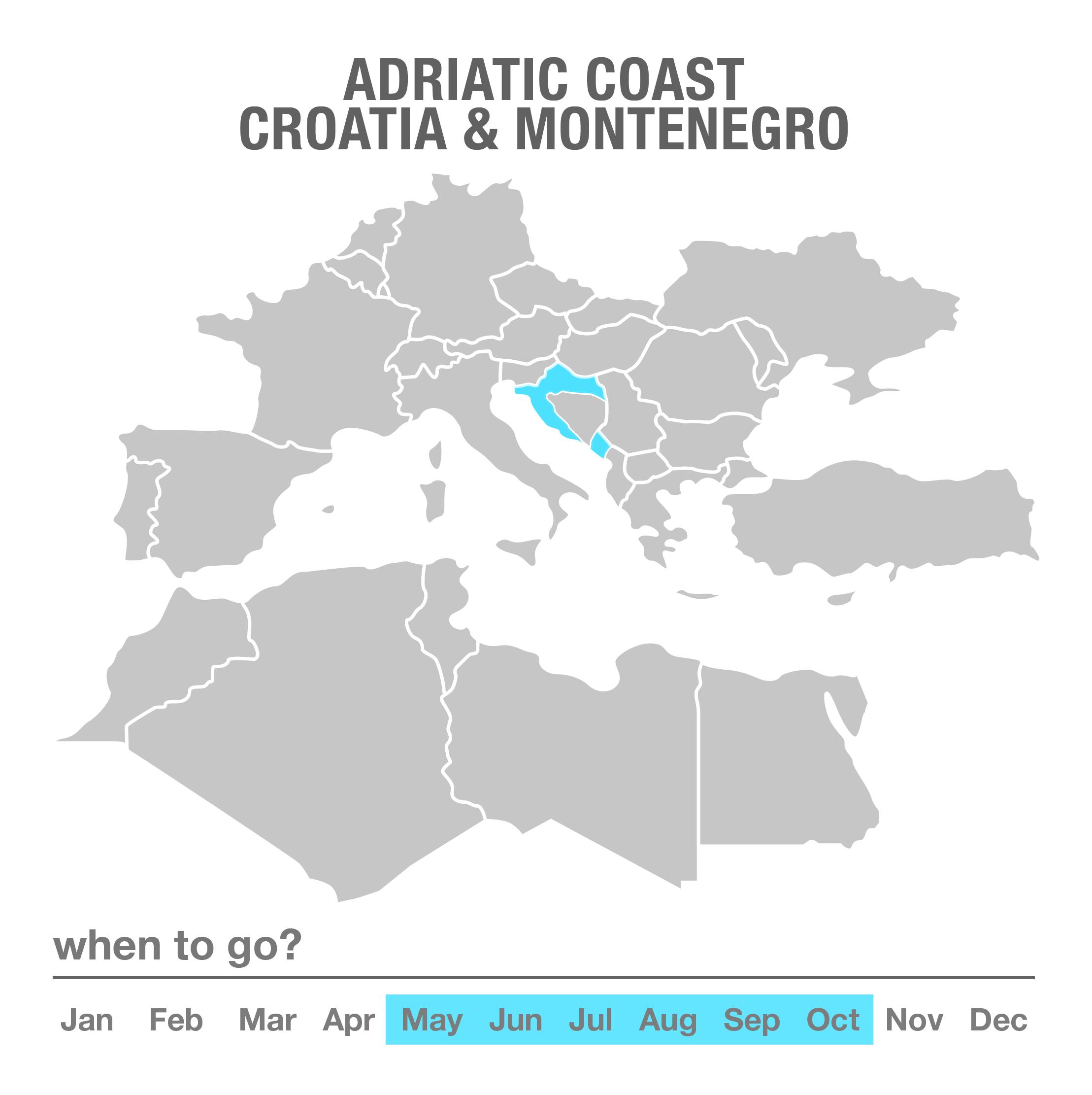 Luxury Tours Adriatic Coast