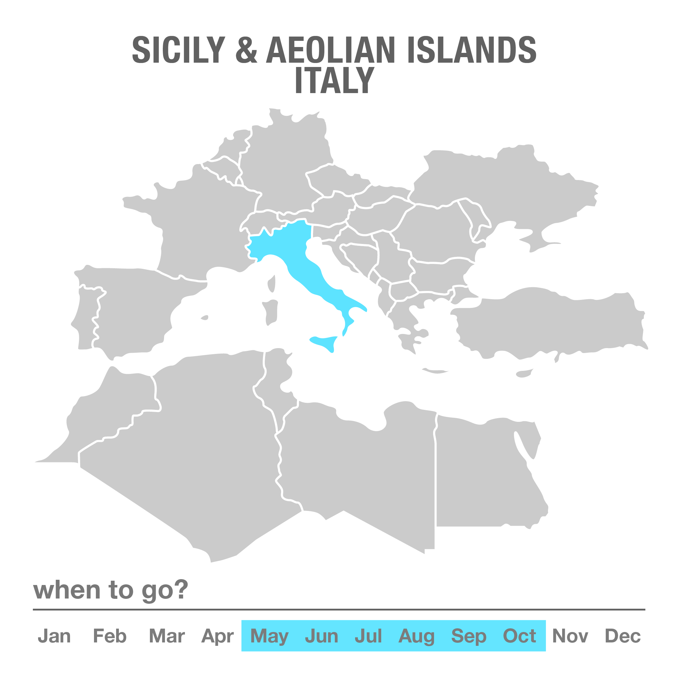 Luxury Tours Sicily & Aeolian Islands, Italy